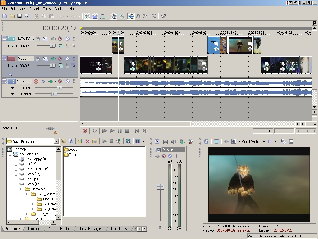 ������ / ����������� / Sony Vegas 8.0 All Build - ���������� ...
